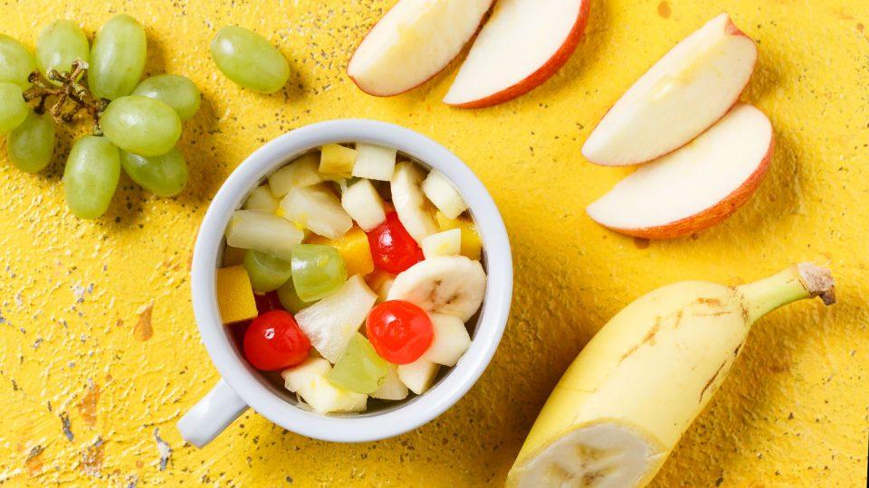 Näin valmistat MikiRotan hedelmäsalaatin