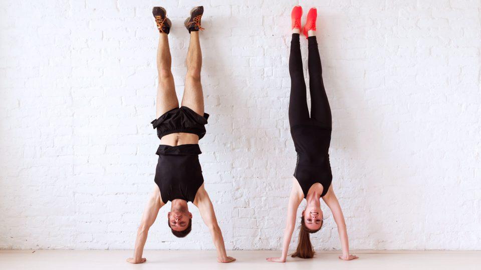 Kehonpainoharjoittelu – neljän liikkeen pikatreeni kotiin