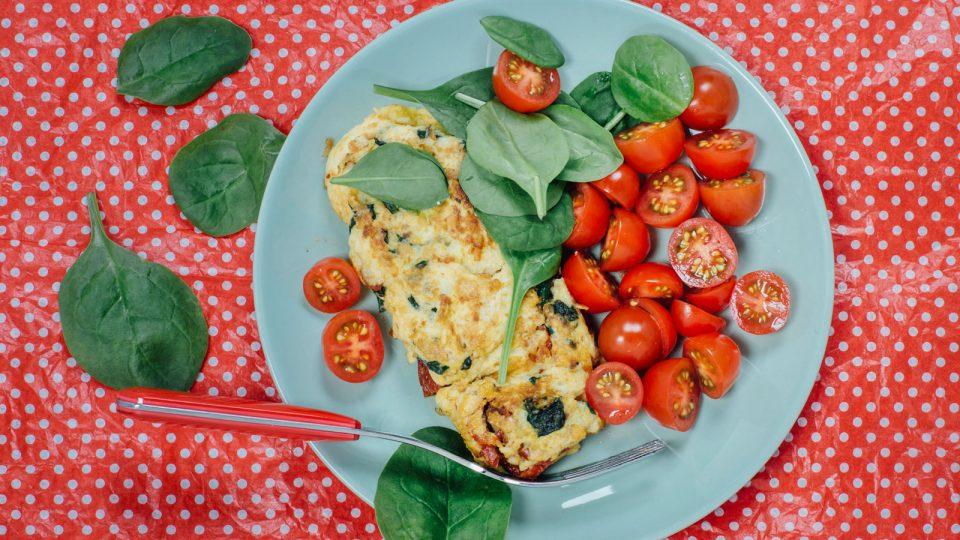 Pernillan helppo lounas: munakas