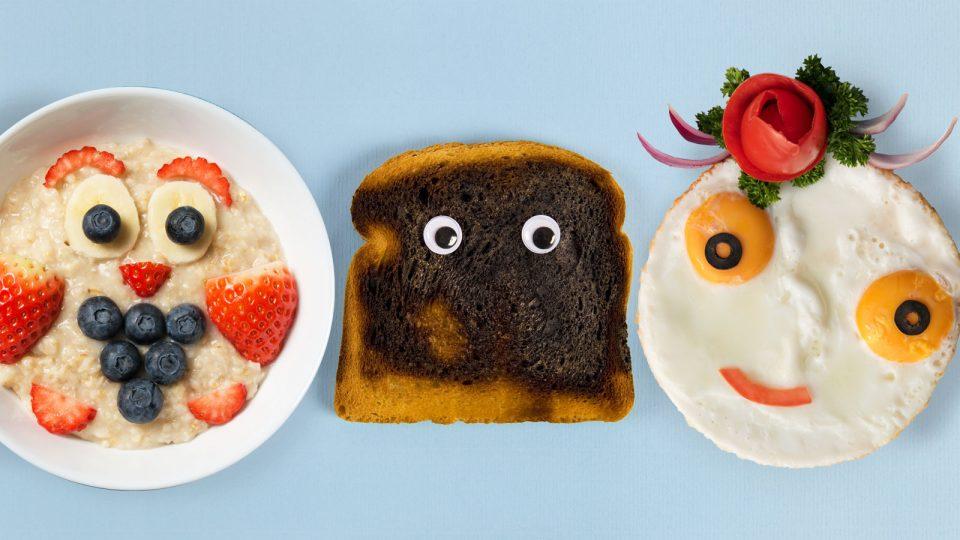 3 hyvää tapaa syödä aamiainen