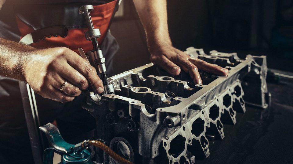 Moottoripaja innostaa Jonia – projektina nyt Bemari 320