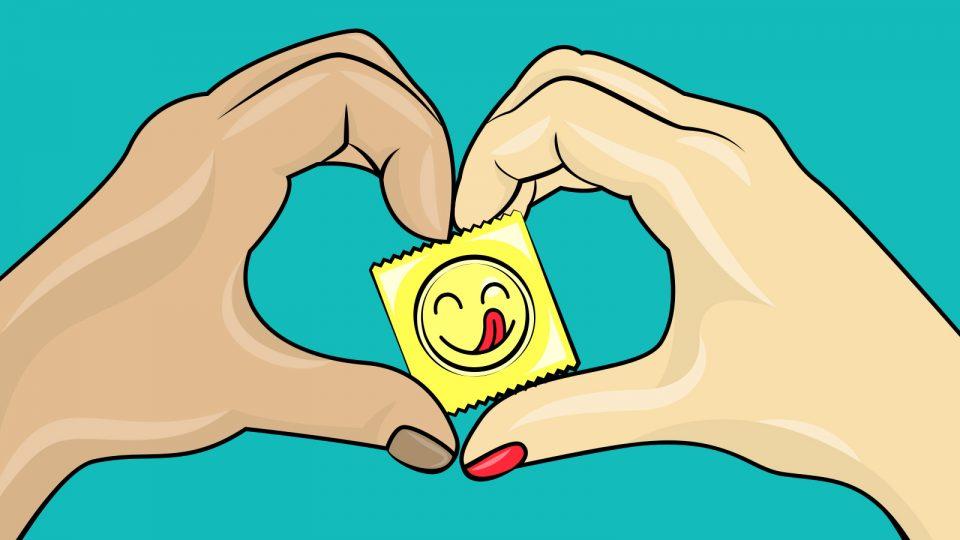 Suuseksisuoja kondomista – tee se itse näin