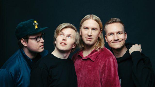 Kesäkumibiisi 2019 on Gasellit-yhtyeen käsialaakesäkumibiisin.