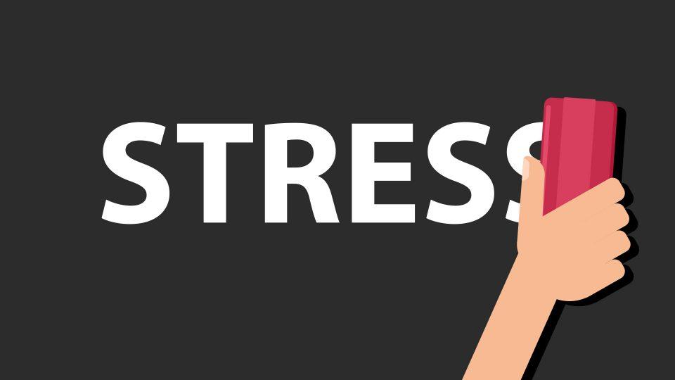 Iskikö stressi? Näin tasaat paineet!